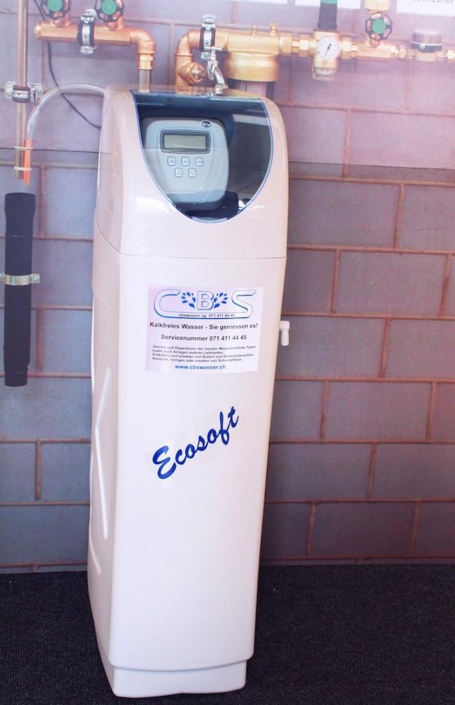 Wasserenthärter Basic-EB-1015