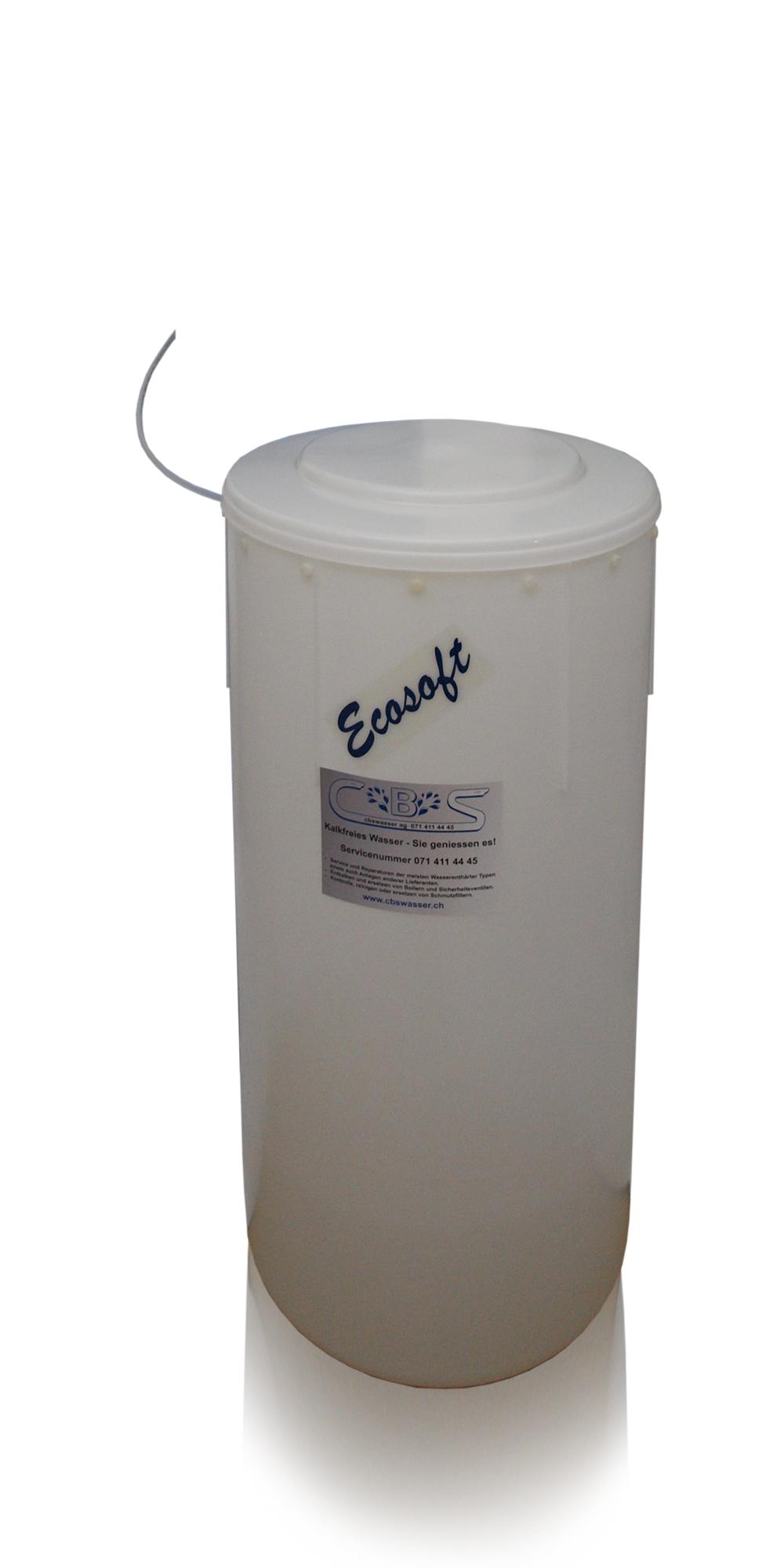 S 96100 Salzlösebehälter Entkalkungsanlage